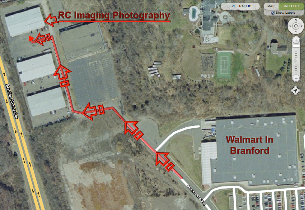 131 Commercial Parkway, Branford, CT  Phone: 203 843-6629